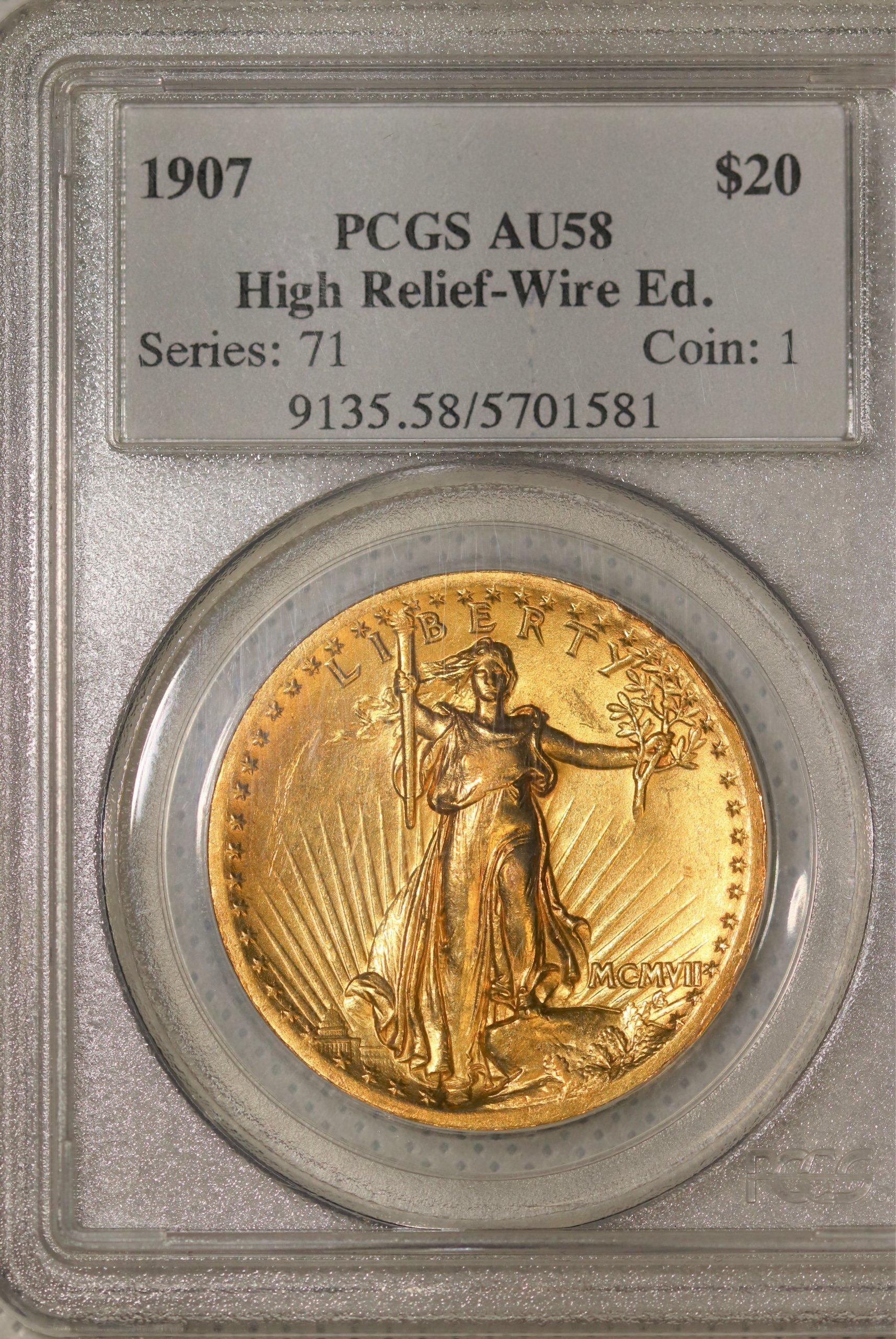 rare coin gallery